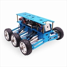 [From USA]Yahboom 6WD Off-Road Robot Car for Arduino UNO with Camera DIY Kit R