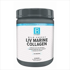 [From USA]LIV Body | LIV Marine Collagen | 11g of Protein | Improves Hair Skin
