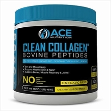 [From USA]Collagen Peptides By ACE Nutrition – Clean Collagen Powder Bovine