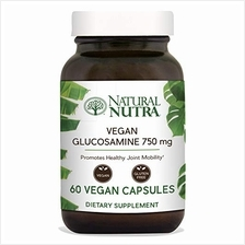 [From USA]Natural Nutra Vegan and Vegetarian Glucosamine Hydrochloride Kosher