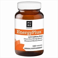 [From USA]Pure Essence Labs Energy Plus Caffeine Free All Natural Herbal Energ