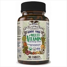 [From USA]Dr. Benjamin Rush Natural Whole Food Daily Multivitamin for Men  &am