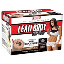 [From USA]Labrada Nutrition Lean Body for Her Hi-Protein Meal Replacement Shak