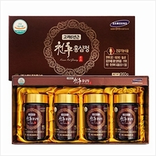 [From USA]Korean Red Ginseng Extract 240g / 8.5oz (240g x 4bottles)