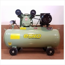 ESKO EK202 2hp 100L 8bar Air Compressor ID229862