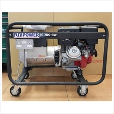 Italy Sincro FP200GW Welder c/w Japan Honda Petrol Engine ID996089