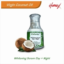 Virgin Coconut Oil Whitening Serum Day + Night (40ml)