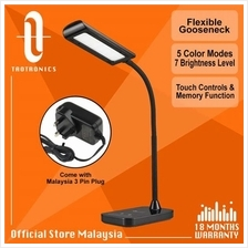 TaoTronics DL11 7W Eye-Friendly LED Panel Desk Lamp Table Lamp)