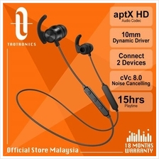 TaoTronics BH065 aptX HD AAC Sport Magnetic Wireless Earphones)
