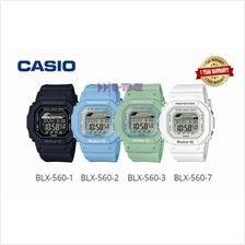 100% ORIGINAL BABY-G BLX-560-1 GLIDE RETRO SURF DIGITAL WATCH SPORT