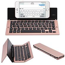 [From USA]ElementDigital Portable Bluetooth Keyboard Wireless Foldable Keyboar