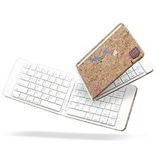 [From USA]ElementDigital Bluetooth Keyboard Wireless Foldable Keyboard 80 keys