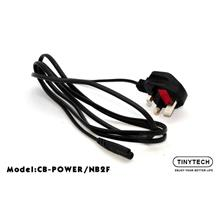 Tinytech cable Power 2 Hole W/Fuse (CB-Power/NB2F)