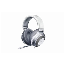 [Good Choice]Razer Kraken Gaming Headset (Mercury White)