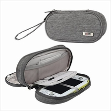 [Good Choice]BUBM Double Compartment Storage Case Compatible with PS Vita and