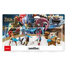 [Good Choice]Nintendo Zelda Breath of the Wild - 4 Champions Amiibo Set