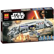 2016 BELA 10577 Star Wars Resistance Troop Transporter LEGO 75140