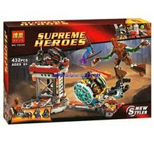 BELA 10249 Marvel Super Heroes Knowhere Escape Mission LEGO 76020