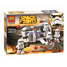 BELA 10368 Star Wars Geonosis Trooper Battle Pack LEGO 75089