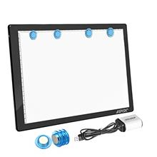 [Free shipping]Light BoxMagnetic A4 Light Pad LED Tracing Light Board Physical