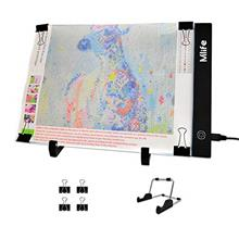 [Free shipping]Mlife Diamond Painting A4 LED Light Pad - Dimmable Light Board