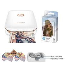 [Free shipping]HP Sprocket Photo Printer Print Social Media Photos on 2x3 Stic