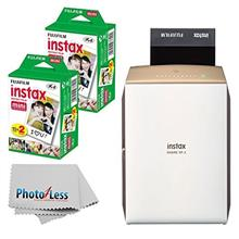 [Free shipping]Fujifilm instax Share Smartphone Printer SP-2 (Gold) + Fujifilm