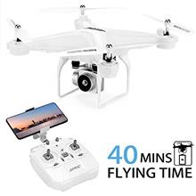 [Free shipping]40Mins Flight Time Drone JJRC H68 RC Drone with 720P HD Camera