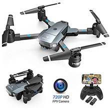 [Free shipping]SNAPTAIN A15 Foldable FPV WiFi Drone w/Voice Control/120°Wide-