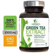 [USA shipping]Green Tea Extract 98% Standardized with EGCG for Weight Loss 100