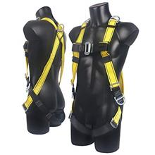 [FromUSA]Xben 5 D-Ring Roofing Fall Protection Safety Harness Full Body Fall A
