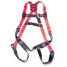 [FromUSA]Gulfe Warehouse Adjustable Safety Harness Full-Body Picker w/ Pass Th