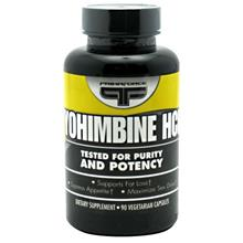[USA shipping]Primaforce Yohimbine HCl - 90 Vegetarian Capsules