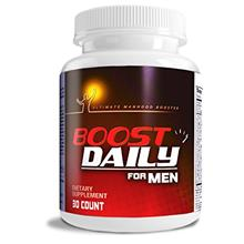 [USA shipping]Boost Daily For Men COMPLETE Natural Male Health Formula MAXIMUM