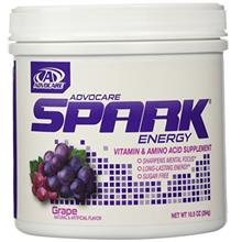 [USA shipping]AdvoCare Spark Energy Drink (Grape) Canister 10.5 oz