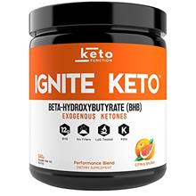 [USA shipping]IGNITE KETO Drink - Instant Exogenous Ketones Supplement - 12g P