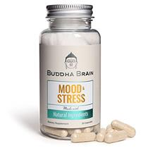 [USA shipping]Buddha Brain - Mood  & Stress is a carefully selected mix of