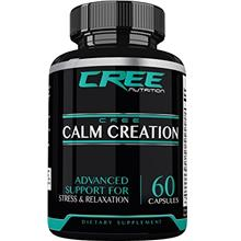 [USA shipping]CREE Nutrition Calm Creation - Anxiety Supplement and Stress Rel