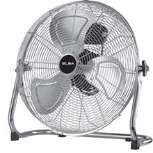 Elba 18 Inch Industrial Floor Fan - EIFF-H1870(SV))