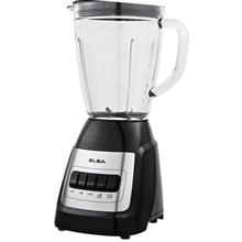 Elba 1.5L Glass Blender - EBL-D1552G(BK))