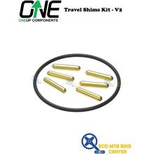 ONEUP COMPONENTS Dropper Replacement - Travel Shims Kit - V2