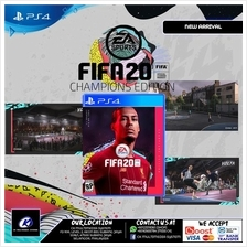 PS4 FIFA 20 CHAMPIONS EDITION (R3/ENG)