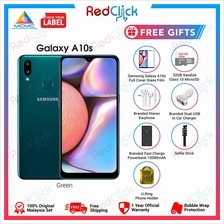 Samsung Galaxy A10s (2GB/32GB) + 6 Free Gift Worth RM199