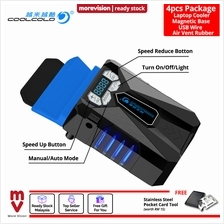 CoolCold Ice Magic V3 V5 USB Portable Laptop Cooler Notebook Cooling