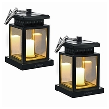 [From USA]Patio Umbrella Lights - Sunklly Outdoor Waterproof LED Candle Lanter