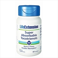 [USA shipping]Life Extension Super Absorbable Tocotrienols 60 softgels (...)