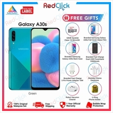 Samsung Galaxy A30s (4GB/64GB) + 8 Free Gift Worth RM299