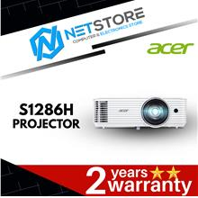 Acer S1286H DLP Projector, Projectors Potray Clear, Large Image