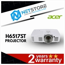 Acer H6517ST 3D DLP 1080p Home Theater Projector