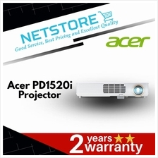 Acer PD1520i DLP Portable LED Projector For Business